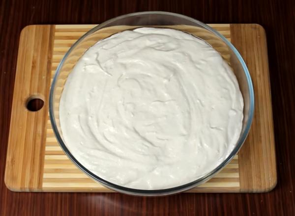 рецепт сирної бабки