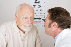 катаракта симптоми