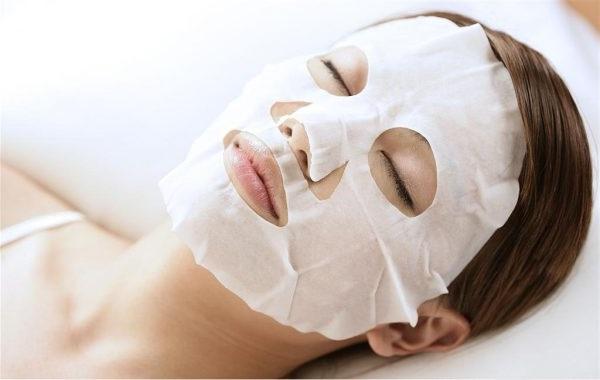 маски від лущення шкіри на обличчі