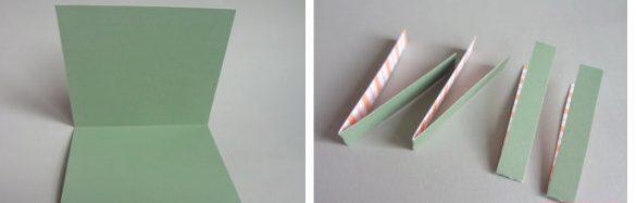 як зробити новорічні листівки своїми руками