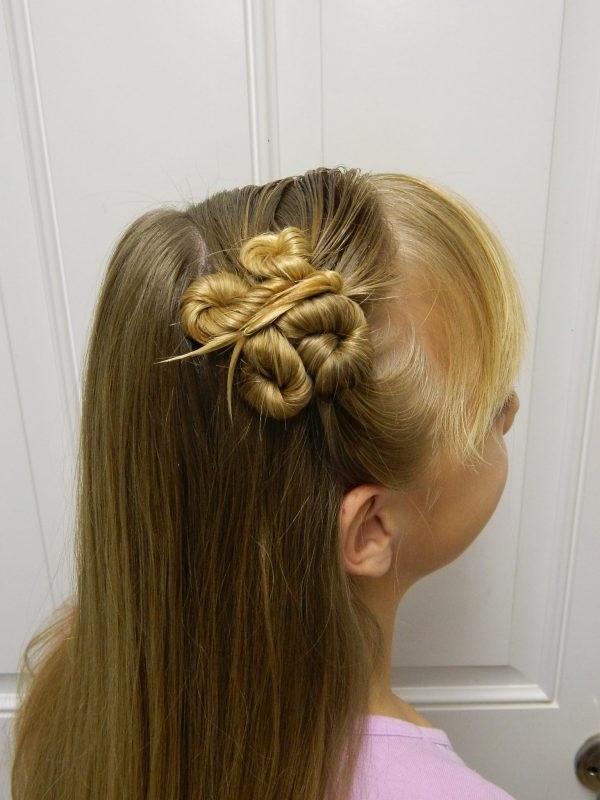 фото дитячих зачісок