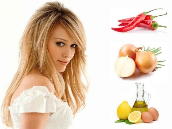 рецепти проти випадіння волосся