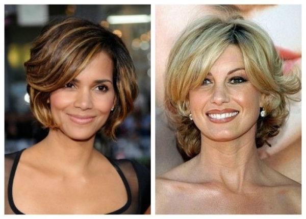 зачіски для 40 річних жінок