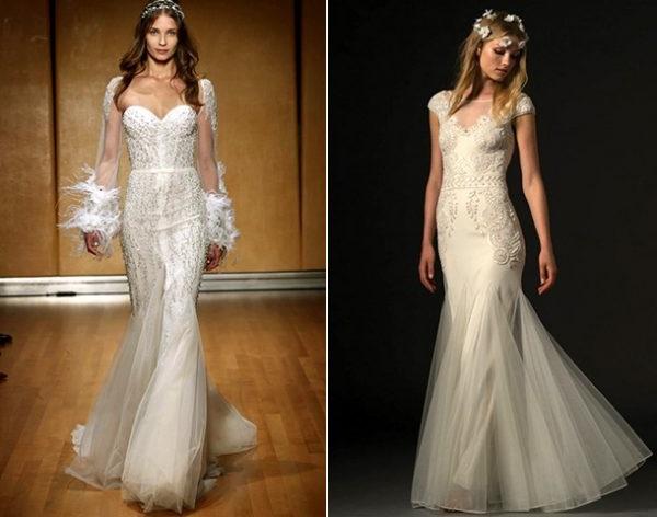 весільні плаття фотографії