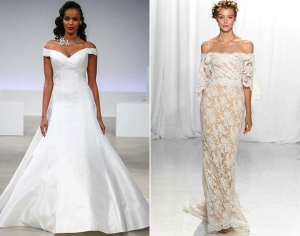 модні весільні сукні 2018