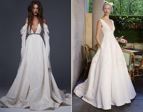весільні плаття 2018