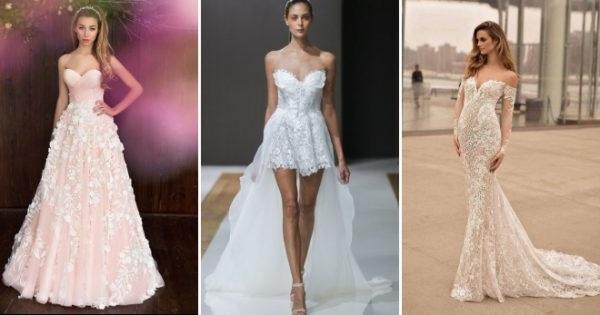 весільні плаття 2018 року