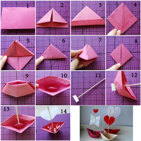 шаблон валентинки