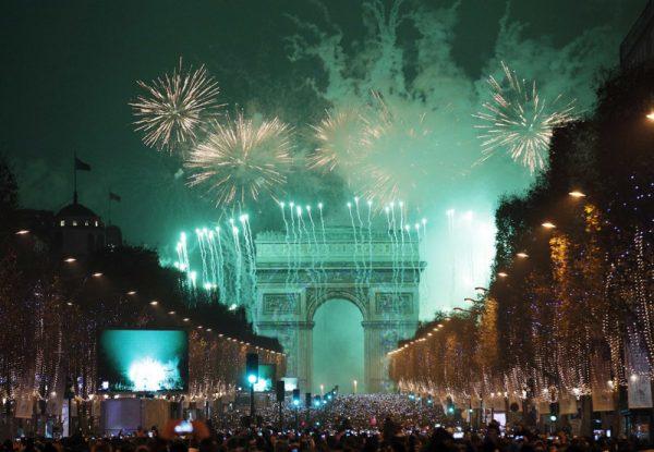 Святкування Нового року у Франції