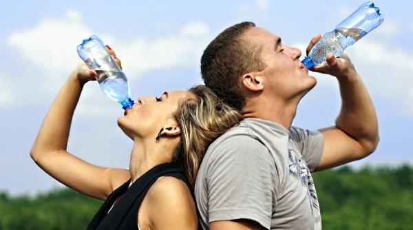 Пийте більше рідини