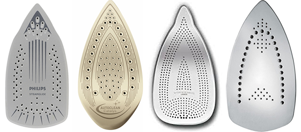 Типи покриття прасок