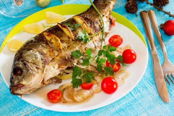 Приготування риби на Новий рік