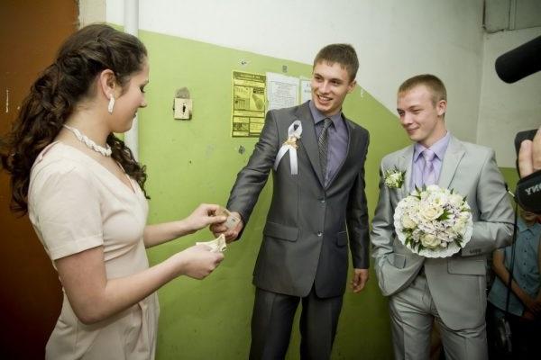 конкурси при викупі нареченої