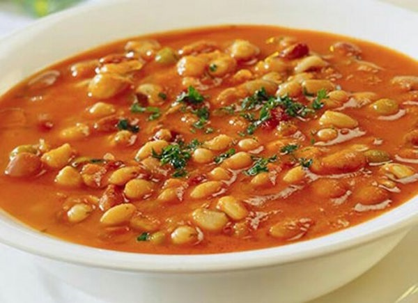 Квасолевий суп-пюре