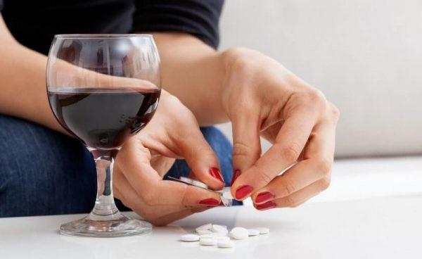сумісність алкоголю і антибіотиків