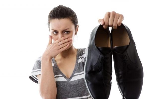 Неприємний запах від взуття