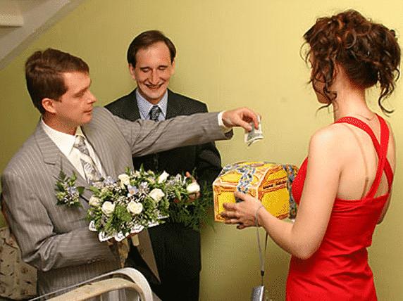 конкурси на викуп нареченої