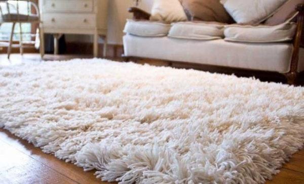 чим добре почистити килим