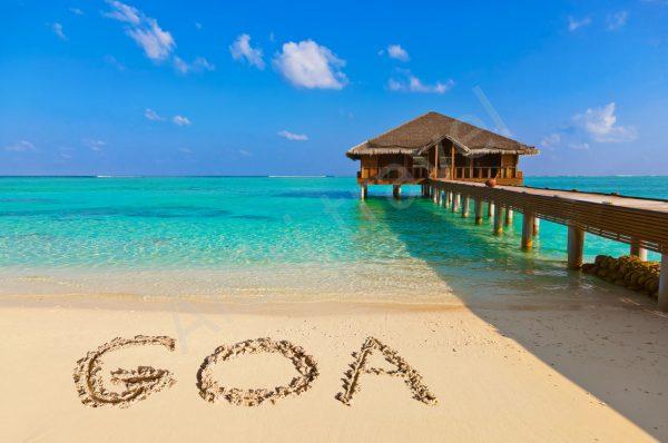 Екзотичний острів Гоа