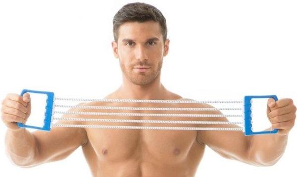 як збільшити грудні м'язи