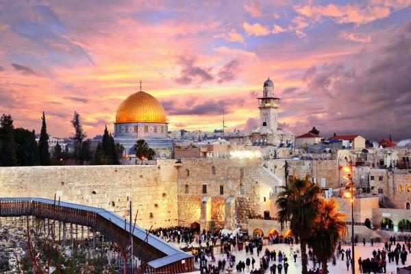 Відпочинок в Ізраїлі