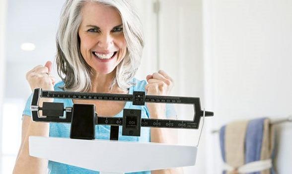 Як швидко скинути вагу після 50 років
