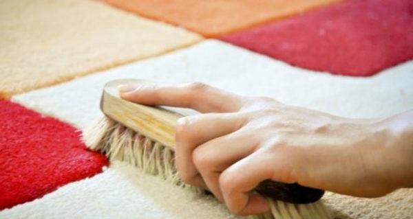 Як почистити килим в домашніх умовах