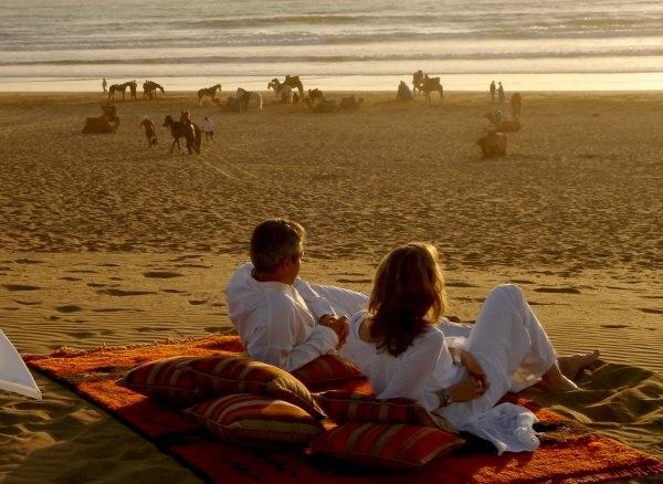 Відпустка в Марокко
