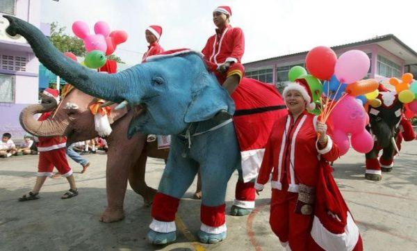 Святкування Нового року в Індії