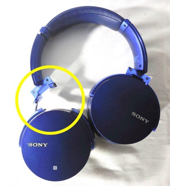 зламані навушники