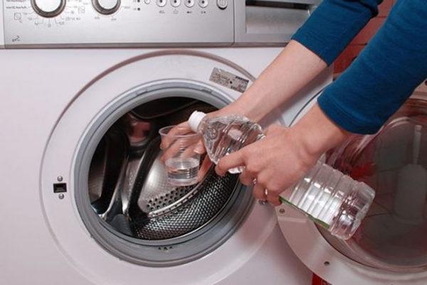 як почистити пральну машину