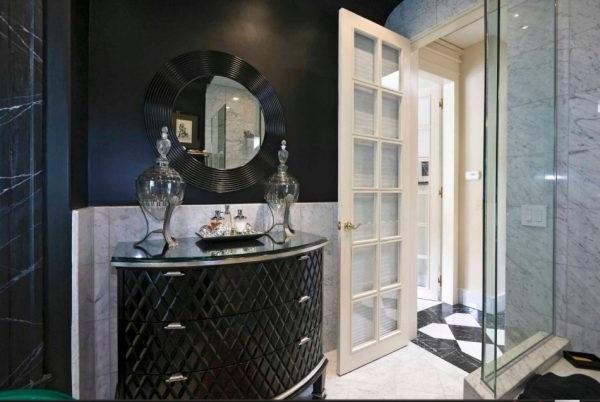 інтер'єр душової кімнати
