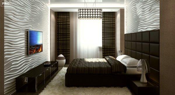 Спальня в стилі хай–тек