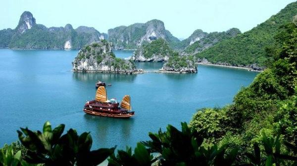 Екзотичний відпочинок у В'єтнамі