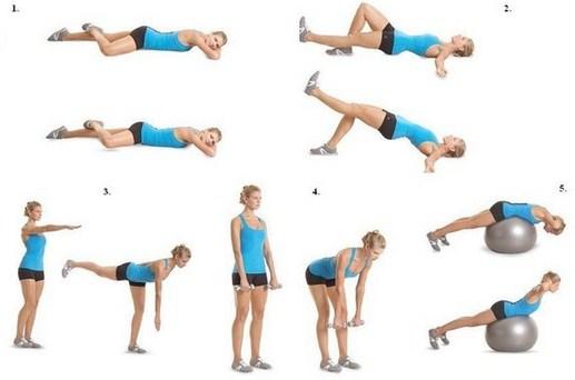 як позбутися жиру на внутрішній частині стегна