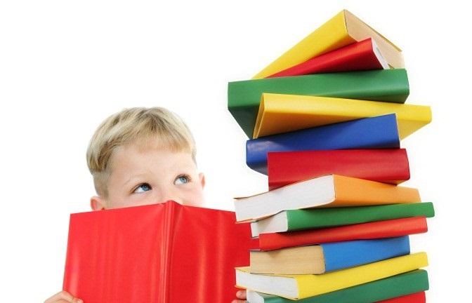 Як зацікавити дитину книгами картинка