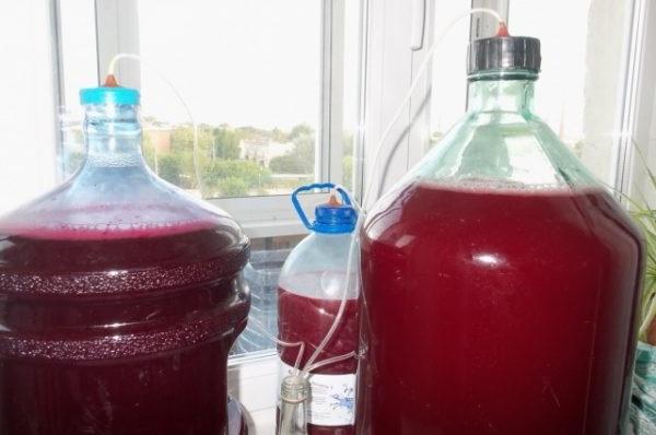 рецепти вин з вишень