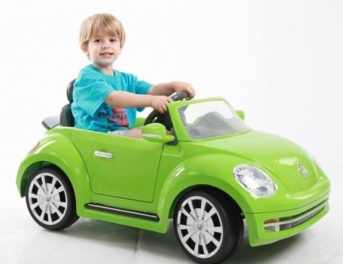 Як вибрати електромобіль дитині