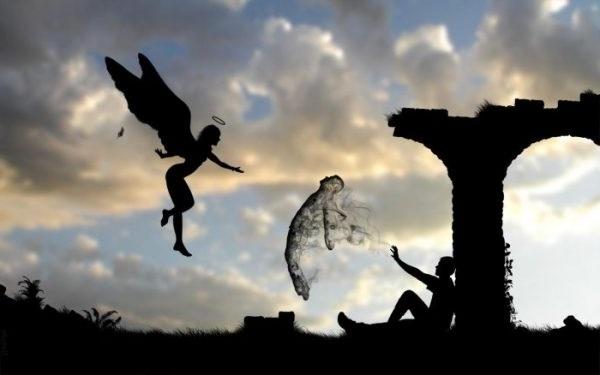 Ось що відбувається з душею після смерті людини