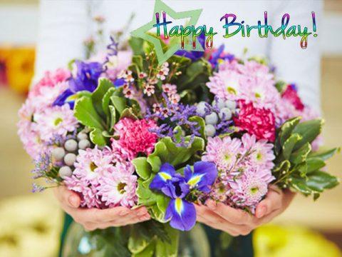 привітання з днем народження жінці