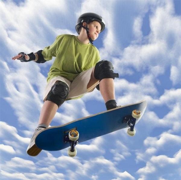 Як вибрати скейтборд дитині?