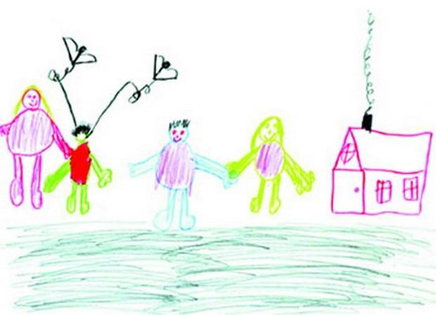 характеристика дитячого малюнка