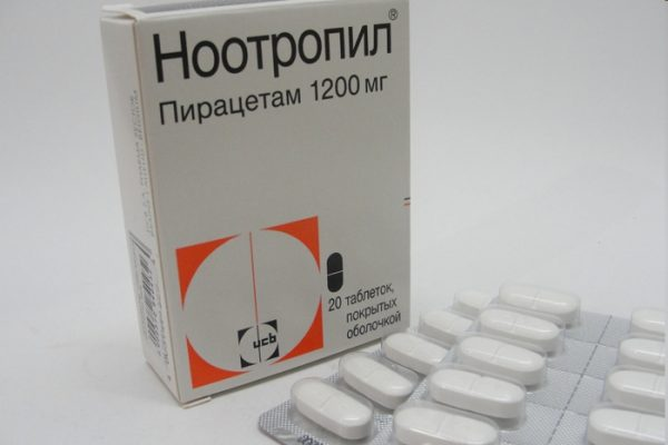 Препарат Ноотропіл