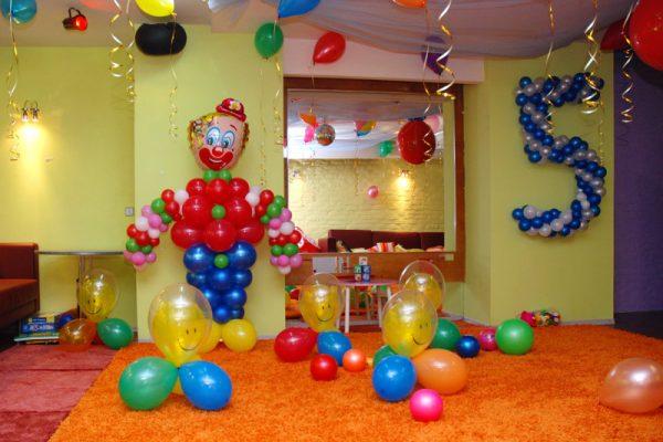 Як прикрасити кімнату до дня народження дитини