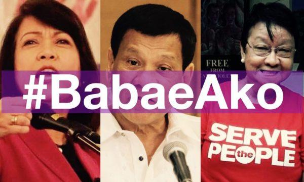 #BabaeAko