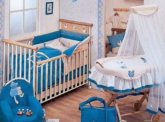 підготовка будинку до появи малюка