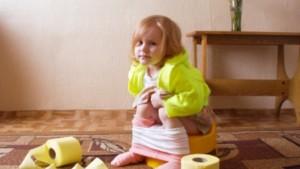 як навчити дитину ходити на горшок