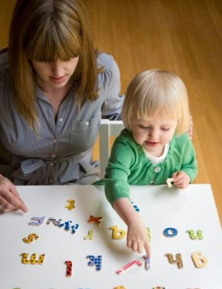 як стимулювати дитину говорити