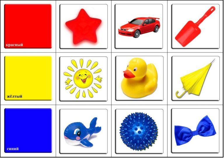 вивчення кольорів для дітей