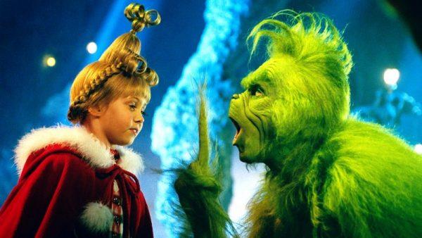 Грінч – викрадач Різдва